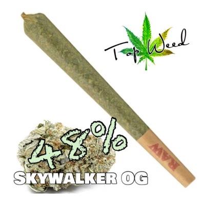 Joint PREMIUM 48% CBD Skywalker 2 szt susz konopny