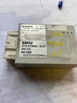 MÓDULO UNIDAD DE CONTROL SUSPENSIONES VDC BMW X5 E70 6778966