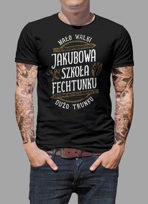 Koszulka JSF 2 - męska czarna 2XL