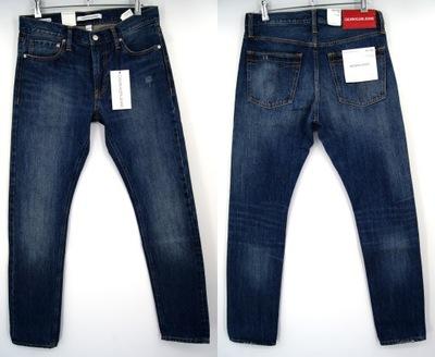 Spodnie CALVIN KLEIN MODERN CLASSICS W 31 L 32