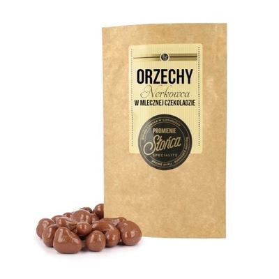 Orzechy nerkowca w mlecznej czekoladzie 500g