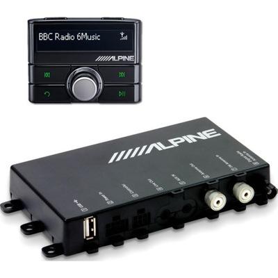 ALPINE EZI-DAB CYFROWE РАДИО DAB / DAB+ IPHONE USB