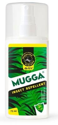 Mugga 9 ,5 % 75 спрей на клещей комаров ДЛЯ ДЕТЕЙ