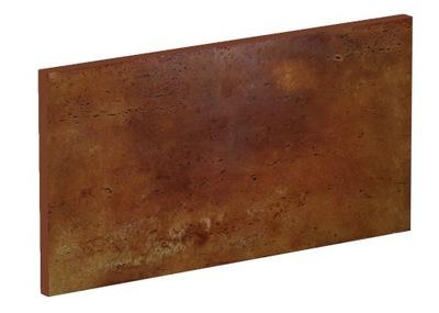 плита бетон архитектурный Corten Ржавчина | 60x30