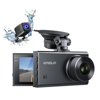 DUAL WIDEOREJESTRATO 2.5K+Sony IMX335+Maks do128GB