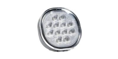ФАРА ЗАДНЕГО ХОДА LED (СВЕТОДИОД ) 12/24V E9 EMC FRISTOM