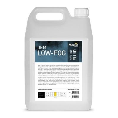 MARTIN płyn do ciężkiego dymu Low Fog 5L Wa-wa