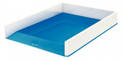 Półka szuflada na dokumenty A4 Leitz WOW niebieska