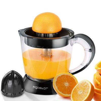 Wyciskarki do soku z owoców, cytrusów i warzyw na Allegro