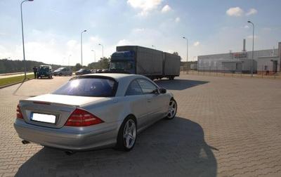 MERCEDES CL W215 SPOILER BRIDA AL VENTANAS JAKOSC!