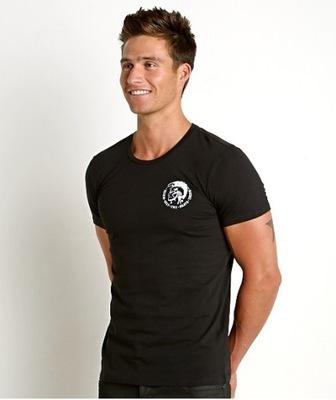 M10 DIESEL Mohican Randal męski t-shirt L