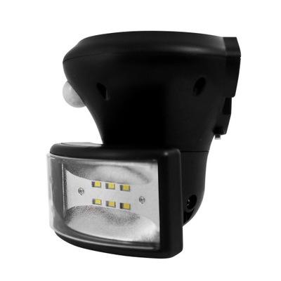 Domácnosť LED svetlo lampy solárne senzorové POLUX