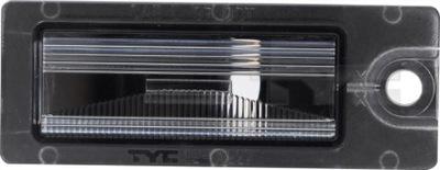 S60 S80V70 XC70 X90 ОСВЕЩЕНИЕ НОМЕРА REJESTRACY