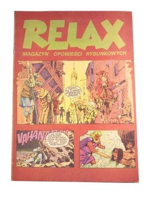 RELAX nr. 19 1978 r. wyd. I stan kolekcjonerski.