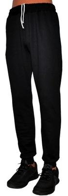 Spodnie cieńsze dres joggery prosto od prod. L