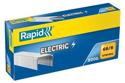 Zszywki 66/6 RAPID STRONG - 5000 szt