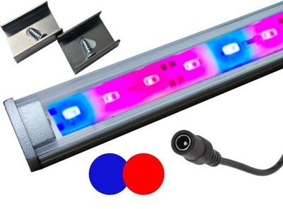 Świetlówka do wzrostu LED PLANT GROW 5730 - 30 cm