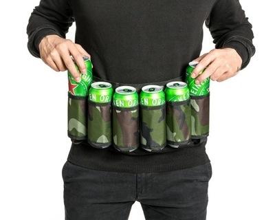 IMPREZOWY PAS PIWNY na 6 piw piwa śmieszny prezent