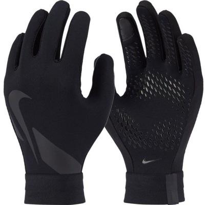 Rękawiczki NIKE PRO HyperWarm JR DOTYK CU1595 L
