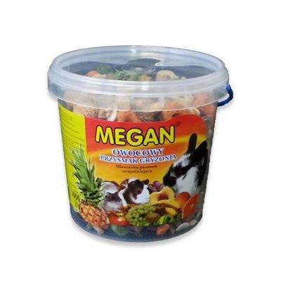 Megan owocowy przysmak gryzonia karma 1l