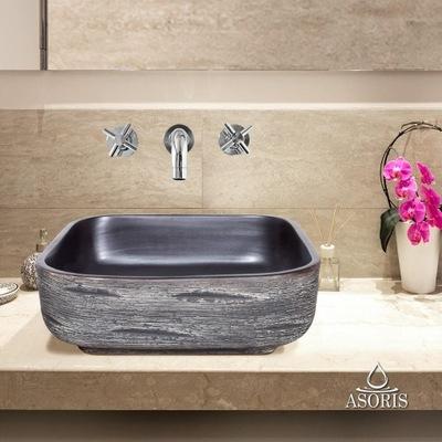 Keramické umývadlo ASORIS (CE190_KR)