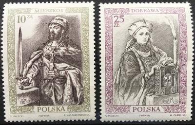 Fi 2918-2919 ** 1986 - Poczet królów i książąt