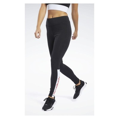 Legginsy damskie Reebok TRAINING TIGHT AJ3476 r. X
