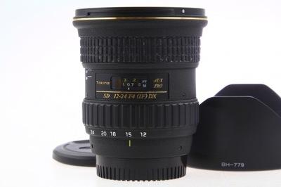 Obiektyw Tokina AT-X 12-24mm F4 PRO DX Nikon