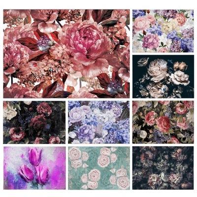 Настенные фрески ??? спальни ?? размер ПИОНЫ цветы 3D