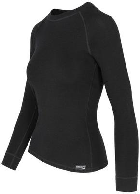 damska koszulka termoaktywna z wełny Merynosa 2XL