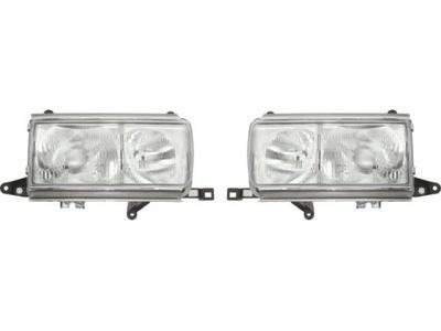 Lampy Reflektor TOYOTA HDJ80 w Lampy przednie Oświetlenie