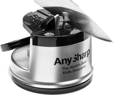 Машина ??? ножей AnySharp Classic Вольфрам Серебряный