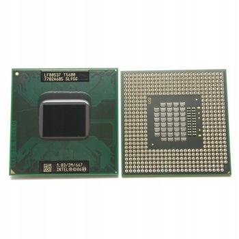Procesor Intel Core 2 Duo T5600 1,83GHz 2MB