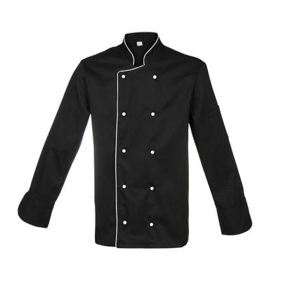 Bluza kucharska, lamówka, kitel, rękaw długi r. M