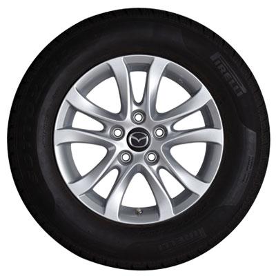 Mazda 6 Gj Gl 13 18r Felga 19 225 45 19 7621757259 Oficjalne Archiwum Allegro