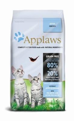 Applaws для котят с курицей 7 .5кг