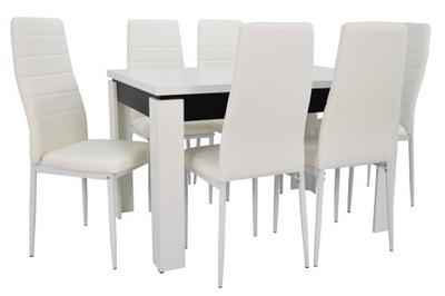 стол ?????????? 80x120/160 и 6 стульев ??? столовой