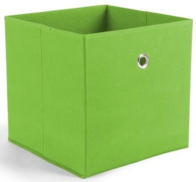 Regał organizer na zabawki tanio WINNY zielony 24H