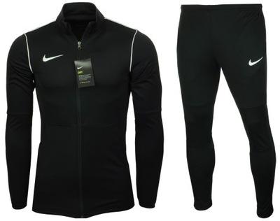 Nike dres komplet męski spodnie bluza Park 20 S