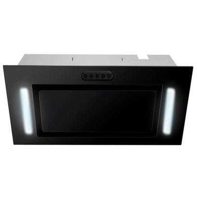 вытяжка Кухня ? шкафчик LED Черный 52cm Berdsen
