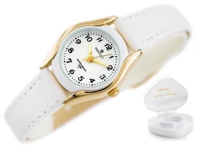 Zegarek PERFECT dla dziewczynki NA KOMUNIĘ +GRAWER