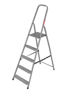 Лестница домашняя одностороннего  5 постепенная