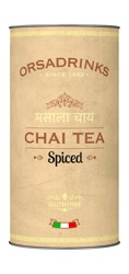 Chai Tea, Chai Latte. Приправленный 1 кг - банка