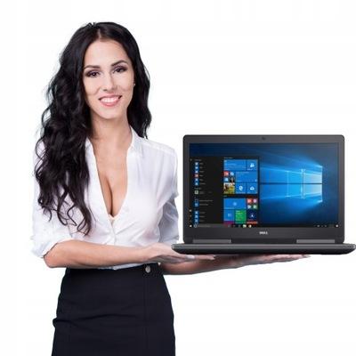 DELL 7720 i7-6820HQ 16GB 256 SSD QUADRO P3000 W10P