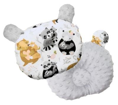 TULISEK подушка профилированная для детей трикотаж