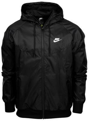 Nike kurtka z kapturem męska wiatrówka roz.S