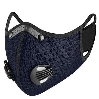Maska antysmogowa AIRUS z filtrem węgłowym KN95