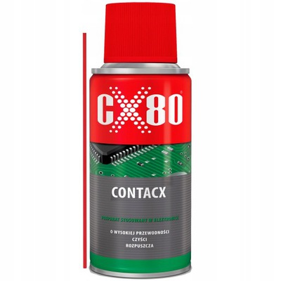 CONTACX Preparat do czyszczenia styków 150ml CX80