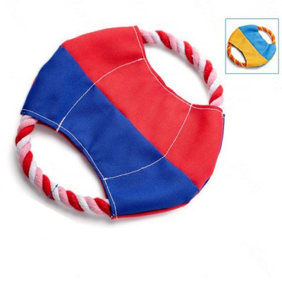 Frisbee z bawełnianej liny dla psa