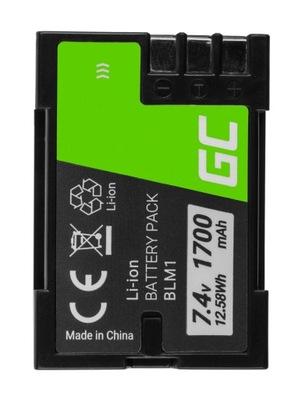 Bateria do aparatu Olympus E-500, E-520 1700mAh